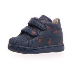 Falcotto Star VL gum/nappa st.bunny navy-ruggine